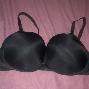Torrid black bra 360 back smoother 44DD